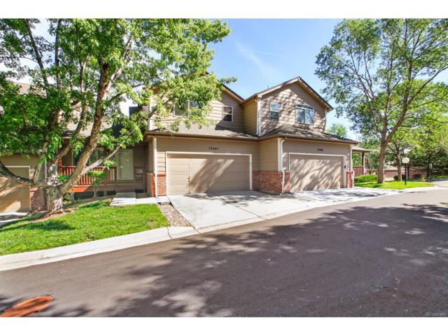 7540 W Coal Mine Avenue B, Littleton, CO 80123 (MLS #8436942) :: 8z Real Estate