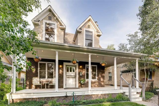 158 S Humboldt Street, Denver, CO 80209 (#8437050) :: The HomeSmiths Team - Keller Williams