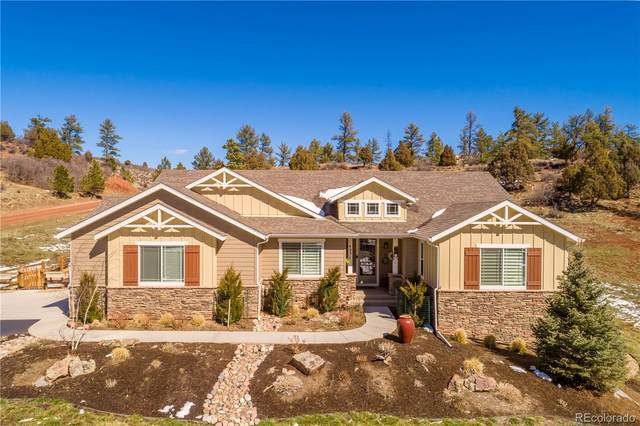 4331 Mohawk Drive, Larkspur, CO 80118 (#8437466) :: Keller Williams Action Realty LLC
