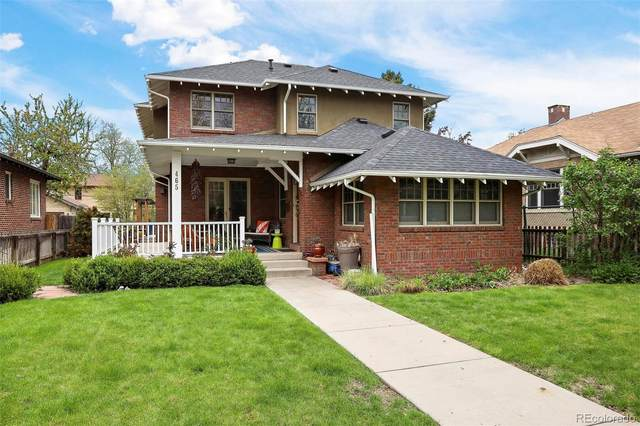 465 N Lafayette Street, Denver, CO 80218 (#8437492) :: Stephanie Fryncko | Keller Williams Integrity