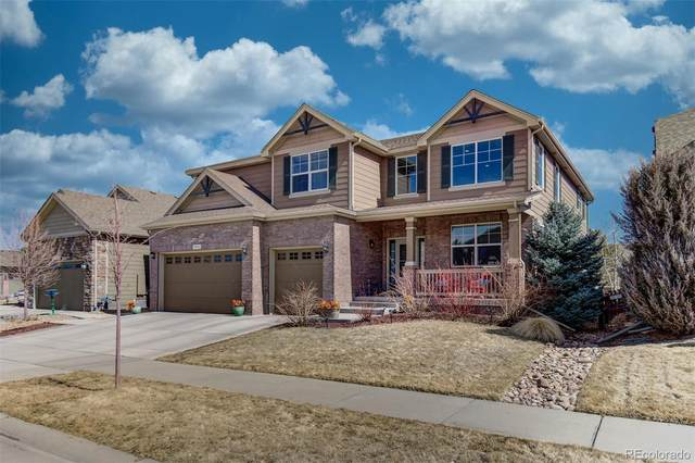 13036 Norway Maple Street, Parker, CO 80134 (#8437504) :: iHomes Colorado