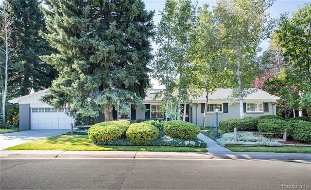 5508 E Mansfield Avenue, Denver, CO 80237 (MLS #8437635) :: 8z Real Estate