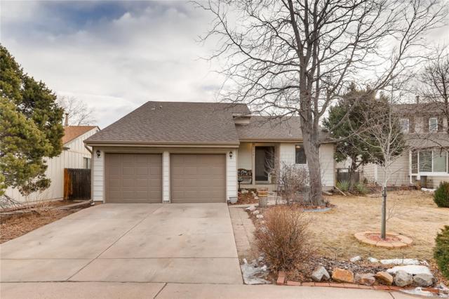 7334 S Sheephorn Mountain, Littleton, CO 80127 (#8437932) :: House Hunters Colorado