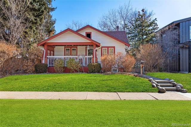 2026 S Lafayette Street, Denver, CO 80210 (#8438110) :: Colorado Home Finder Realty