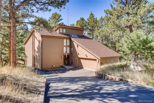 1924 Foothills Drive S, Golden, CO 80401 (MLS #8438199) :: Bliss Realty Group