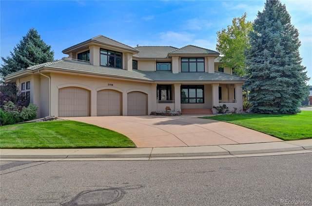2058 Navajo Trail, Lafayette, CO 80026 (MLS #8438611) :: 8z Real Estate