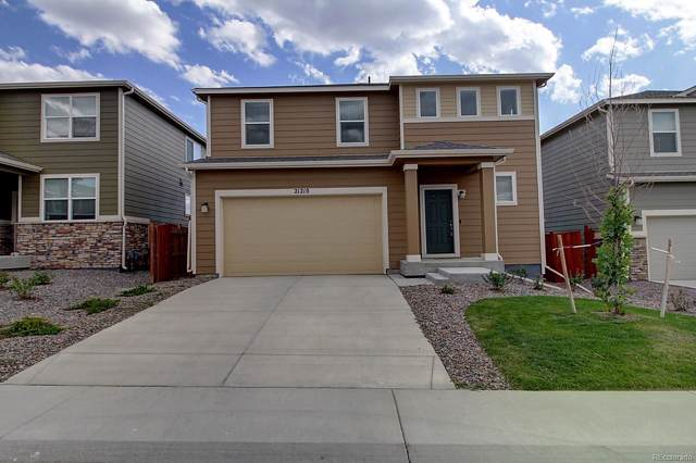 21210 E Princeton Place, Aurora, CO 80013 (#8438615) :: Bring Home Denver with Keller Williams Downtown Realty LLC
