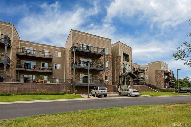 6000 W Floyd Avenue #104, Denver, CO 80227 (MLS #8438733) :: 8z Real Estate