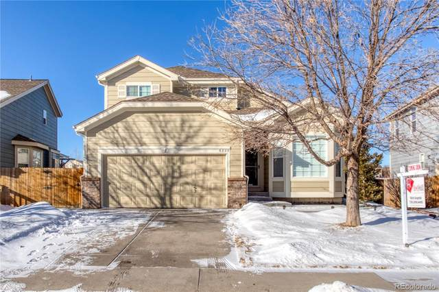 6225 Westview Circle, Parker, CO 80134 (#8438911) :: The Brokerage Group