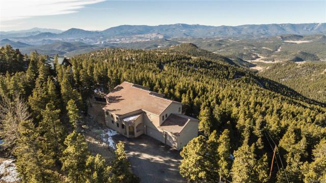 31270 Timothys Trail, Conifer, CO 80433 (#8439054) :: Structure CO Group