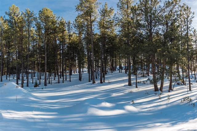 TBD Lot 3 Elk Valley Road, Evergreen, CO 80439 (#8439167) :: Berkshire Hathaway Elevated Living Real Estate