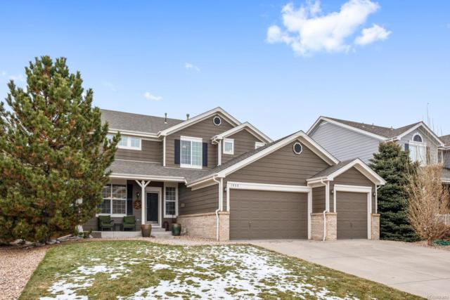 1930 Baguette Drive, Castle Rock, CO 80108 (#8439185) :: The Heyl Group at Keller Williams