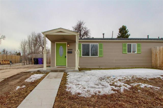 4000 W Ohio Avenue, Denver, CO 80219 (MLS #8439978) :: Bliss Realty Group