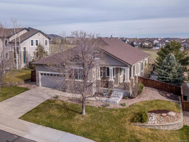 9645 W Danzig Place, Littleton, CO 80127 (#8440120) :: The Griffith Home Team