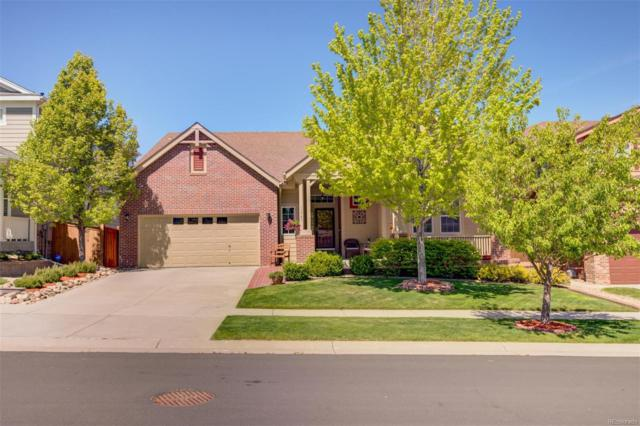 11783 S Rock Willow Way, Parker, CO 80134 (#8440139) :: The Heyl Group at Keller Williams