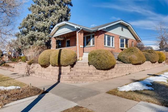 1490 S Emerson Street, Denver, CO 80210 (#8440157) :: Berkshire Hathaway HomeServices Innovative Real Estate