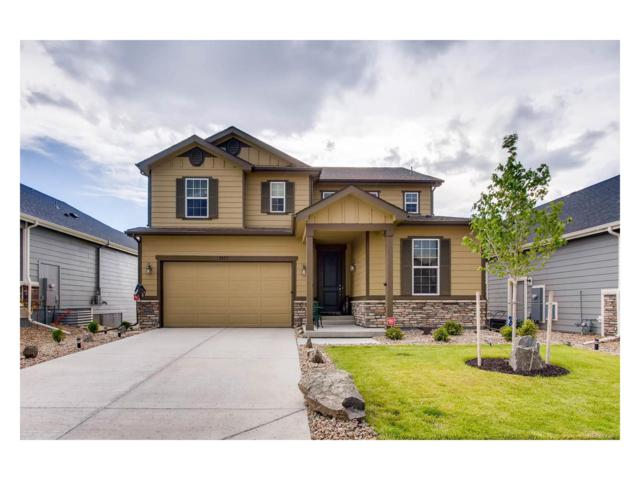 3455 Belltop Court, Castle Rock, CO 80104 (#8440333) :: The Sold By Simmons Team