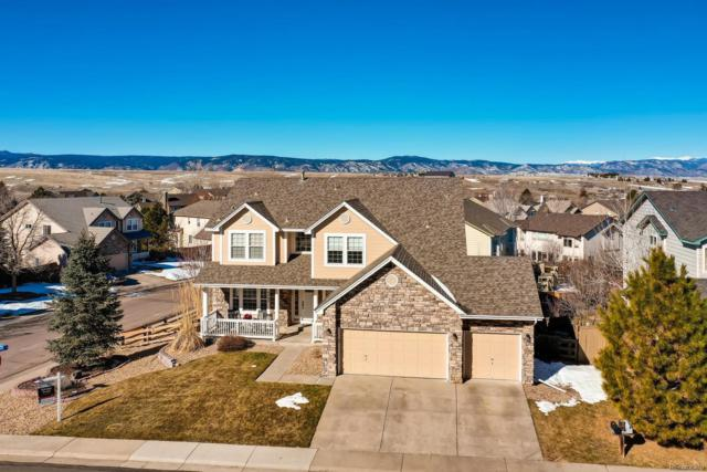 4565 Shooting Star Way, Castle Rock, CO 80109 (#8440340) :: The HomeSmiths Team - Keller Williams
