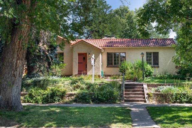 1728 Jasmine Street, Denver, CO 80220 (#8440987) :: The DeGrood Team