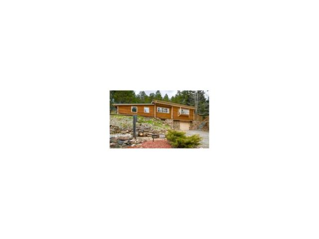 6847 S Brook Forest Road, Evergreen, CO 80439 (MLS #8441012) :: 8z Real Estate