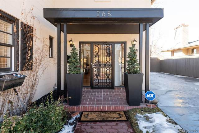 265 S Clermont Street, Denver, CO 80246 (#8441128) :: James Crocker Team