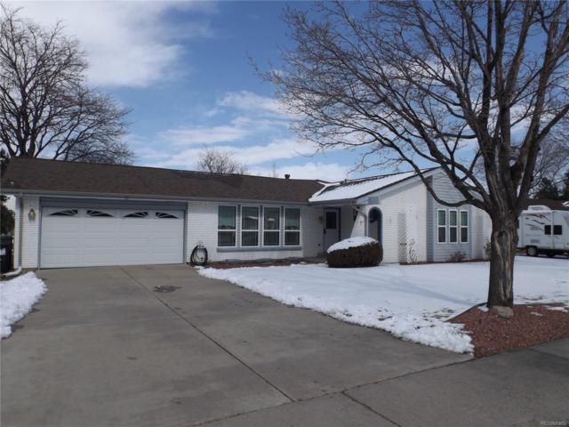 12839 E Cedar Avenue, Aurora, CO 80012 (#8441529) :: The Peak Properties Group