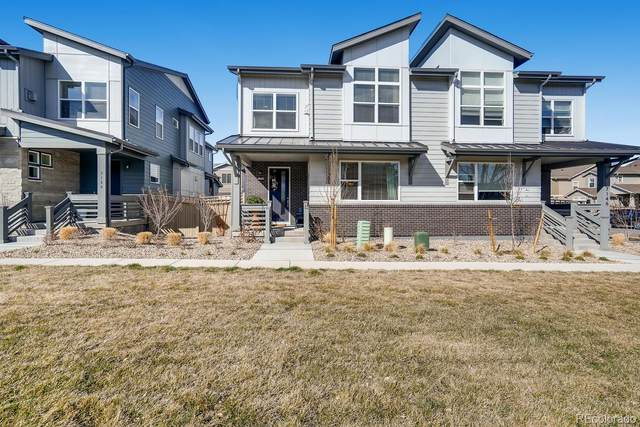 7166 W Evans Avenue, Lakewood, CO 80227 (MLS #8441760) :: 8z Real Estate