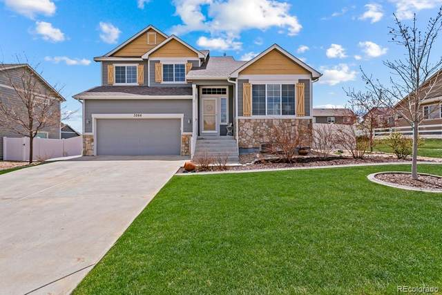 3266 Tamarac Lane, Johnstown, CO 80534 (MLS #8442401) :: Kittle Real Estate