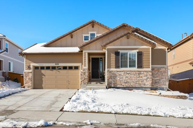 14116 Double Dutch Circle, Parker, CO 80134 (#8442407) :: Relevate | Denver
