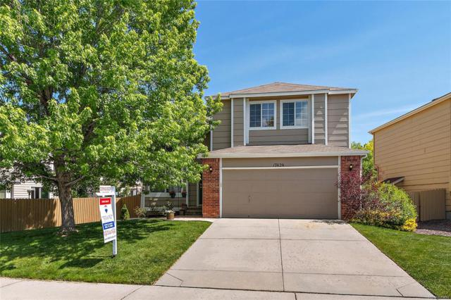 17626 Cornish Place, Parker, CO 80134 (#8442412) :: The HomeSmiths Team - Keller Williams