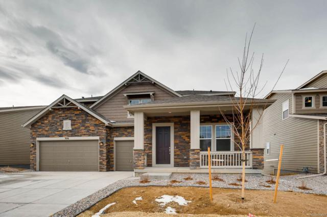 926 Sundance Lane, Erie, CO 80516 (#8442446) :: House Hunters Colorado