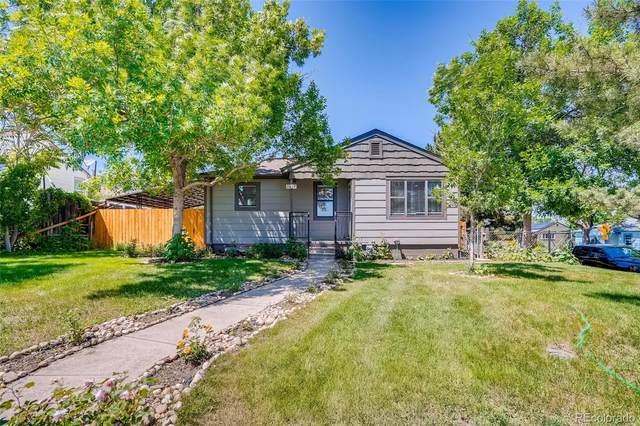 2657 W Bayaud Avenue, Denver, CO 80219 (#8442827) :: Wisdom Real Estate