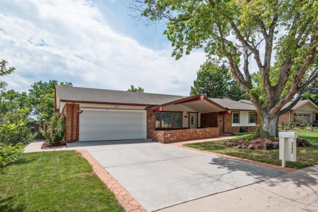5592 W Geddes Place, Littleton, CO 80128 (#8442954) :: Relevate | Denver