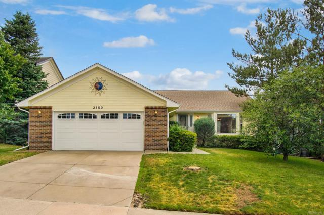 2380 Hover Drive, Castle Rock, CO 80104 (#8443193) :: Structure CO Group