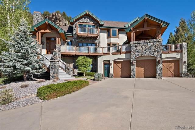 199 Fox Ridge Drive, Evergreen, CO 80439 (#8443406) :: Wisdom Real Estate
