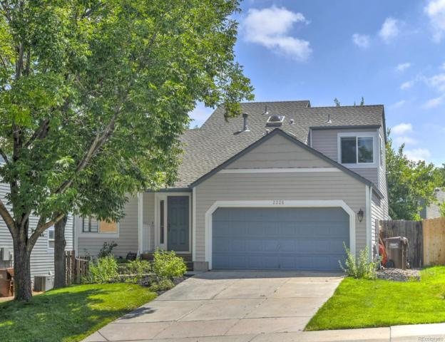 2228 Cliffrose Lane, Louisville, CO 80027 (#8444311) :: The City and Mountains Group