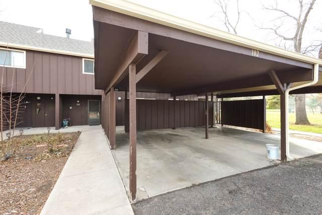 809 E Drake Road D102, Fort Collins, CO 80525 (#8444682) :: True Performance Real Estate