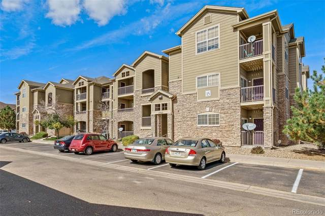 17525 Wilde Avenue #306, Parker, CO 80134 (#8445240) :: The Scott Futa Home Team