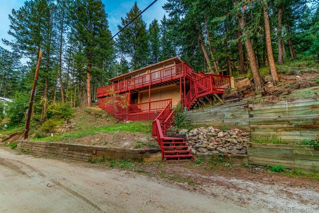 38 Hideaway Circle, Evergreen, CO 80439 (#8445480) :: The DeGrood Team