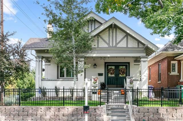 1168 Adams Street, Denver, CO 80206 (MLS #8446352) :: Keller Williams Realty