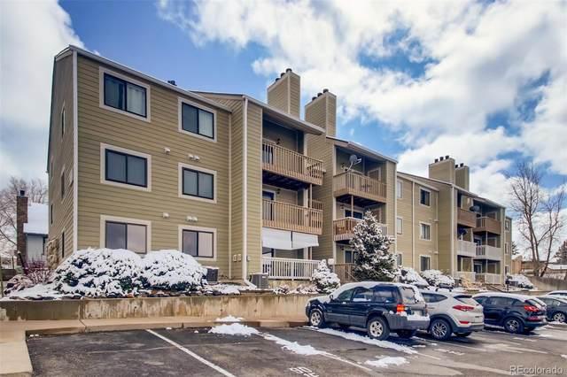 10890 W Evans Avenue 2C, Lakewood, CO 80227 (#8446945) :: Relevate   Denver