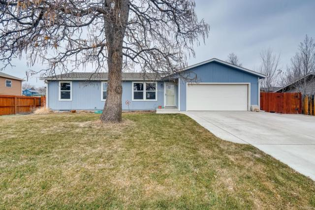 6813 Marshall Street, Arvada, CO 80003 (#8446997) :: The Galo Garrido Group