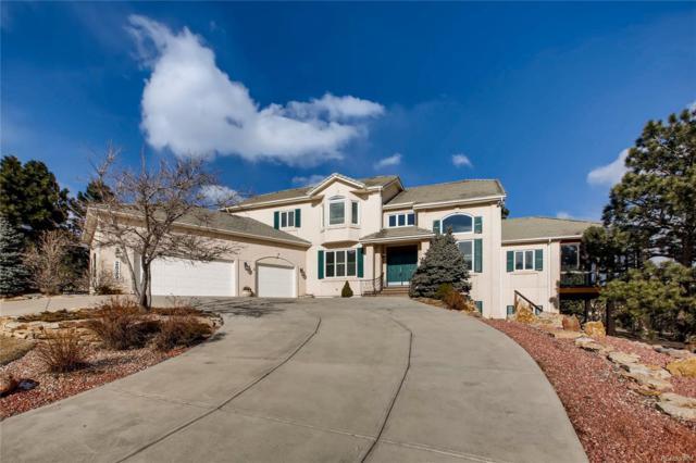 2825 Brogans Bluff Drive, Colorado Springs, CO 80919 (#8447040) :: The Tamborra Team