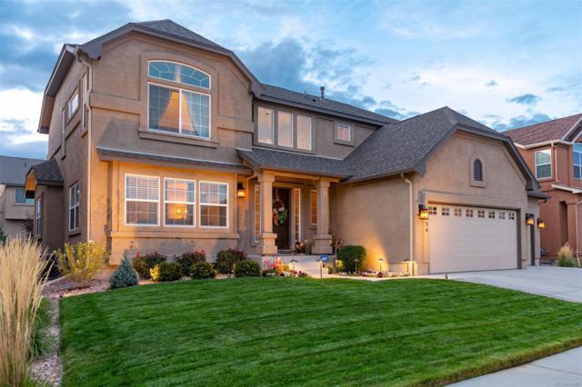 5954 Brave Eagle Drive, Colorado Springs, CO 80924 (#8448168) :: My Home Team