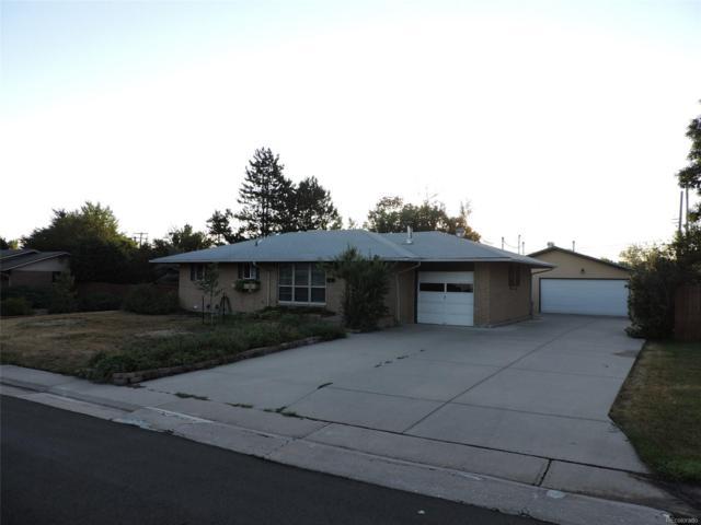 7118 S Logan Street, Centennial, CO 80122 (MLS #8448280) :: 8z Real Estate