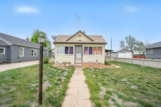 333 Todd Avenue, La Salle, CO 80645 (#8448548) :: The Tamborra Team