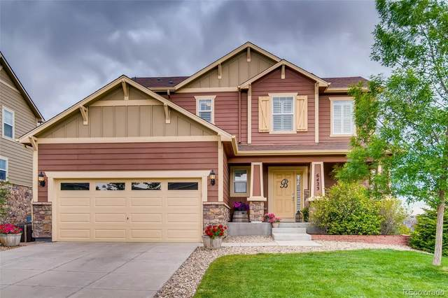 6423 S Irvington Way, Aurora, CO 80016 (#8448605) :: Mile High Luxury Real Estate