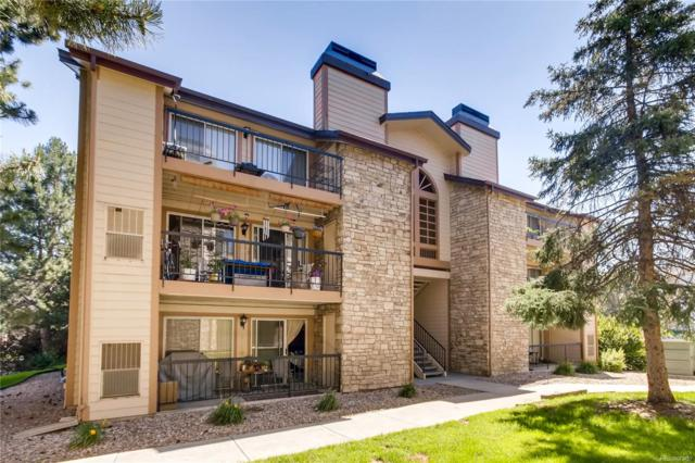 2575 S Syracuse Way B108, Denver, CO 80231 (#8448718) :: Colorado Team Real Estate