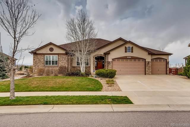912 Weston Circle, Erie, CO 80516 (#8448765) :: Mile High Luxury Real Estate