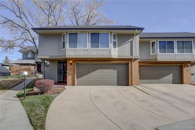 3532 S Hillcrest Drive #1, Denver, CO 80237 (#8449460) :: HomeSmart
